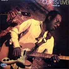 Curtis Mayfield Curtis Live 1971 Beste Live Soul Albums