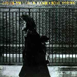 Neil Young After the Gold Rush LP 1970 Waardering Uitmuntend
