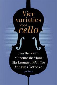 Vier variaties voor cello Verhalen over de Cello