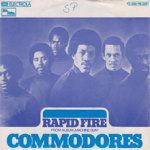Beste Funk Platen (Commodores - Rapid Fire)