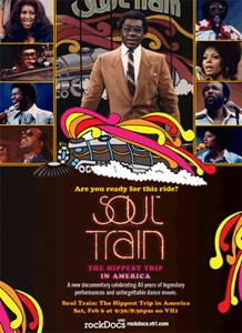 Muziekdocumentaire - Soul Train: The Hippest Trip inAmerica