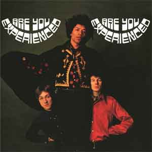 Jimi Hendrix Experience Are You Experienced LP 1967