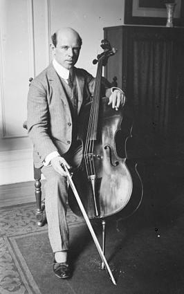 Bekende Cellisten (Pablo Casals)