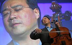 Bekende Cellisten Yo-Yo Ma