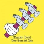 Peter Bjorn and John - Breakin' Point LP 2016