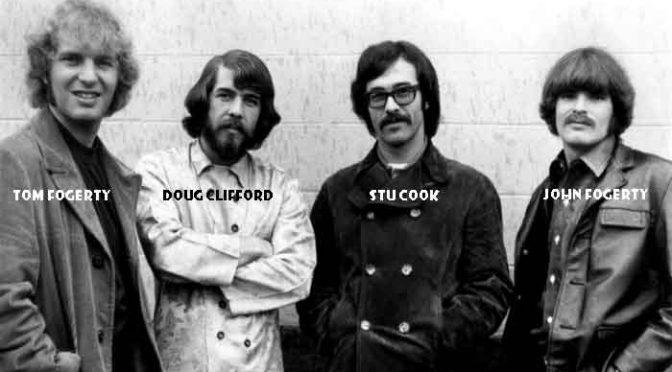 Creedence Clearwater Revival Bandleden Albums Hits Muziek
