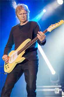 Rinus Gerritsen Golden Earring Bassist