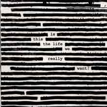 Roger Waters Is This the Life We Really Want LP Album Nummers