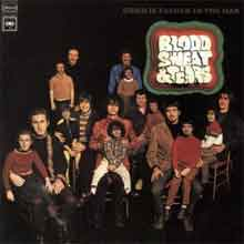 Blood Sweat & Tears Child Is Father to the Man 1968 Debuut LP