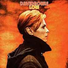 David Bowie Low 1977 LP