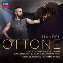 Nieuwe Klassieke CD 2017 Händel Ottone