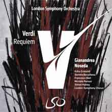 Nieuwe Klassieke CD 2017 Veri Reqiuem Gianandrea Noseda London Symphony Orchestra