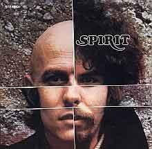 Spirit Spirit Debuutalbum 1968
