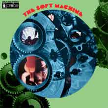 The Soft Machine Debuut LP 1968