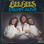 Muziek 1978 (Bee Gees - Stayin' Alive)