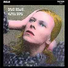David Bowie Hunky Dory LP 1972 Review Waardering Nummers