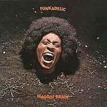 Funkadelic Maggot Brain Funk LP 1971 Waardering Review