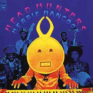 Herbie Hancock Head Hunters 1973 LP Nummers Waardering