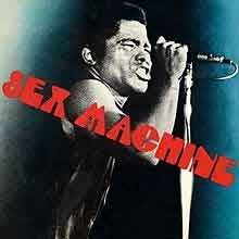 James Brown Sex Machine Live Album 1970