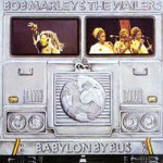 Bob Marley & The Wailers Babylon by Bus Live LP 1978 Nummers en Waardering