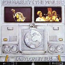 Bob Marley & The Wailers Babylon by Bus Live LP 1978 Waardering en Nummers