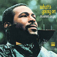 Marvin Gaye - What's Going On LP uit 1971