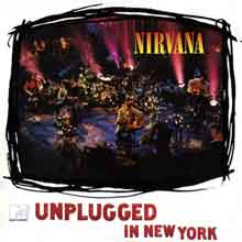 Nirvana MTV Unplugged in New York Live CD 1994