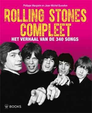 Rolling Stones Compleet Boek Recensie
