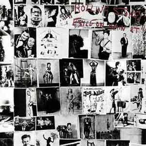 Rolling Stones Exile on Main St LP 1972 Nummers en Waardering