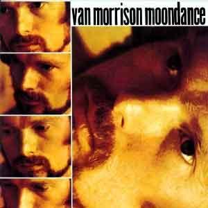 Van Morrison Moondance LP 1970 Waardering Uitmuntend