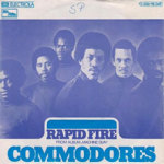 Beste Funk Platen (Commodores - Rapid Fire)