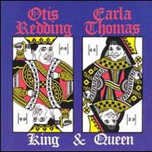 King & Queen Soul Album van Otis Redding en Carla Thomas
