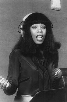 Boston Muziek (Donna Summer geboren in Boston)