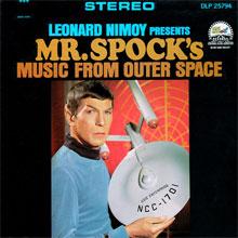 Muziek 1967 Leonard Nimoy