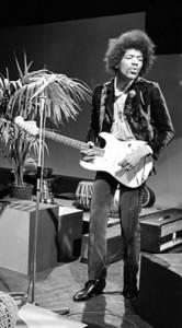 Seattle Muziek (Jimi Hendrix, geboren in Seattle)