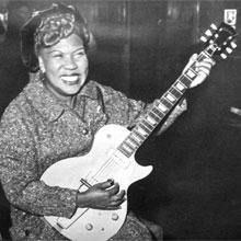 Beste Vrouwelijke Gitaristen (Sister Rosetta Tharpe)