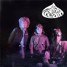 Cream Fresh Cream Debuut LP uit 1966