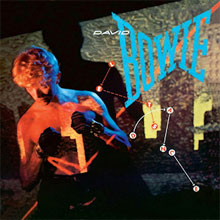David Bowie Let's Dance Album uit 1983