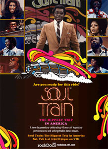 Muziekdocumentaire - Soul Train: The Hippest Trip inAmerica