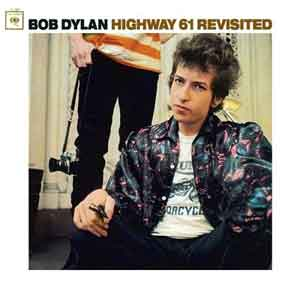 Bob Dylan Highway 61 Revisited LP 1965 Uitmuntend Album