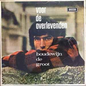 Boudewijn de Groot Voor de overlevenden LP 1966