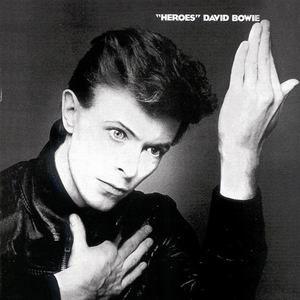 David-Bowie - Heroes LP uit 1977