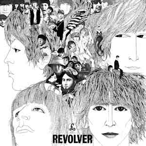 The Beatles Revolver LP 1966 Waardering Uitmuntend