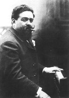 Spaanse Componisten Isaac Albéniz