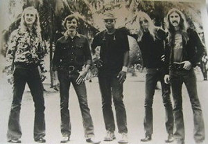 Amerikaanse rockbands (The Allman Brothers Band)