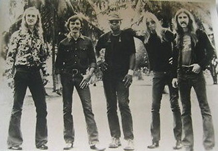 The Allman Brothers Band (1972)