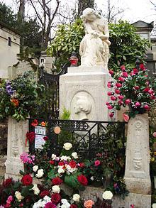 Muziek Parijs (Graf van Chopin)