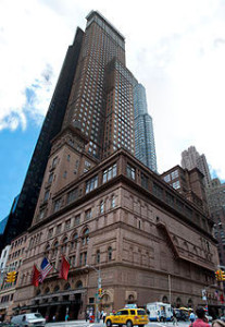 Muziek New York (Carnegie Hall)