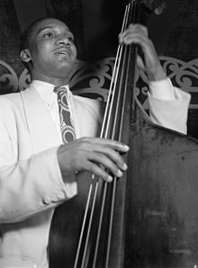 Jazzbassisten (Oscar Pettiford)