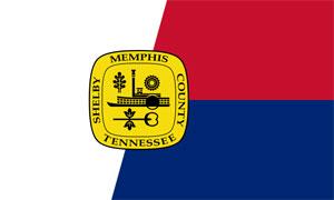 Memphis Muziek (Vlag van Memphis)